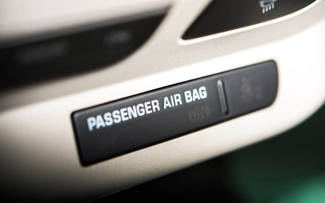 Airbags: Injuries caused by faulty airbags